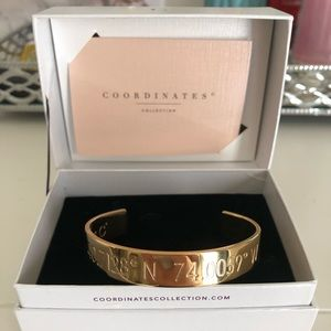 Coordinates Collection Cuff Bracelet NWT